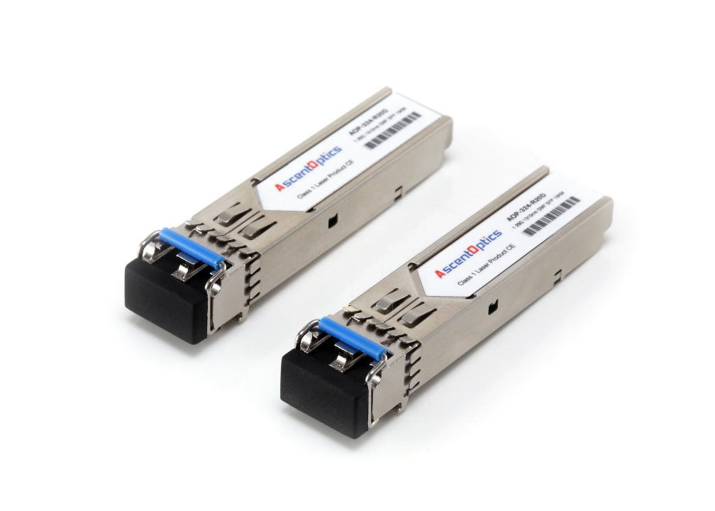 1550nm DDM / DOM CISCO Compatible SFP Modules For GE / FC SFP-GE-Z