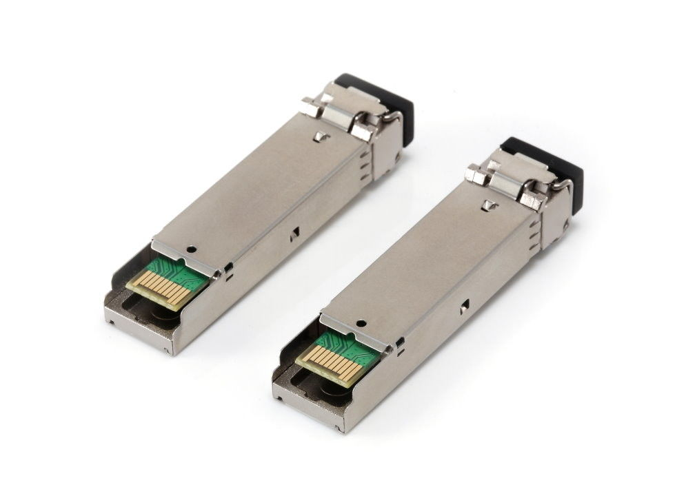 1310nm 2km 155Mb/s SFP Optical Transceiver For Multi Mode Fiber , OC-3