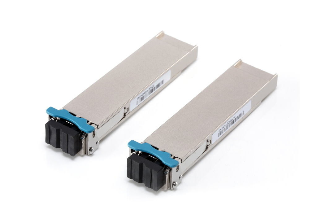Extreme Tunable DWDM XFP Optical Transceiver Module For SMF 80km LC 10220