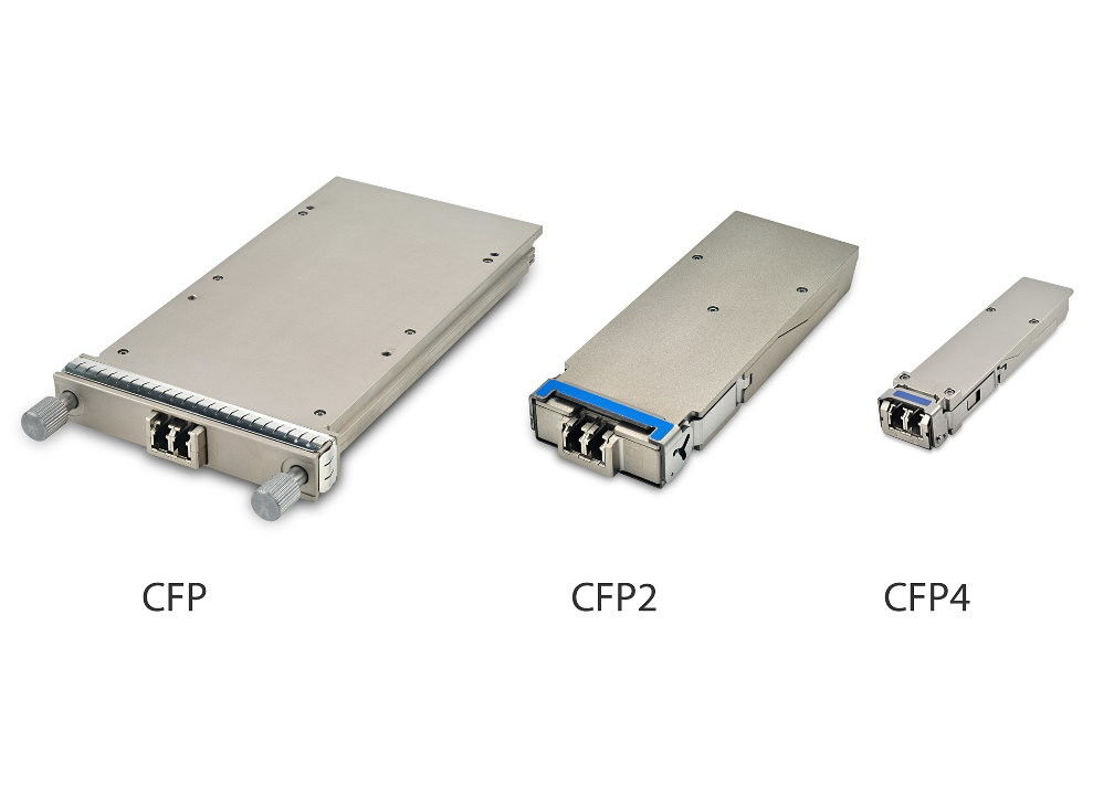 Er4 Cfp2 Transceiver For Ethernet , 100g Optical Modules 3 Years Warranty