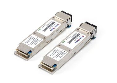 40gbase-lr4 SMF QSFP + Optical Transceiver 1310nm 10km For Data Centers