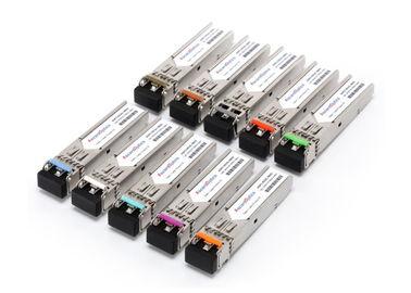 DWDM 1560.61nm SFP CISCO Compatible Transceivers For SMF DWDM-SFP-xxxx