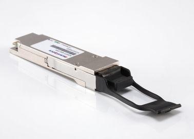 Multimode Fiber 850nm QSFP + Optical Transceiver For 40G Ethernet